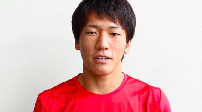 【インタビュー】 東福岡高 小田逸稀 選手