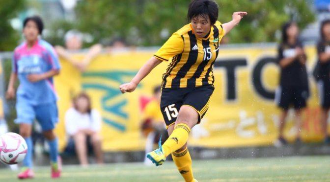 【試合速報】 福岡県高校女子サッカー選手権大会