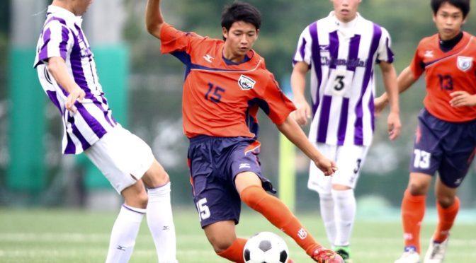 【試合結果】福岡県ユースサッカー1部リーグ