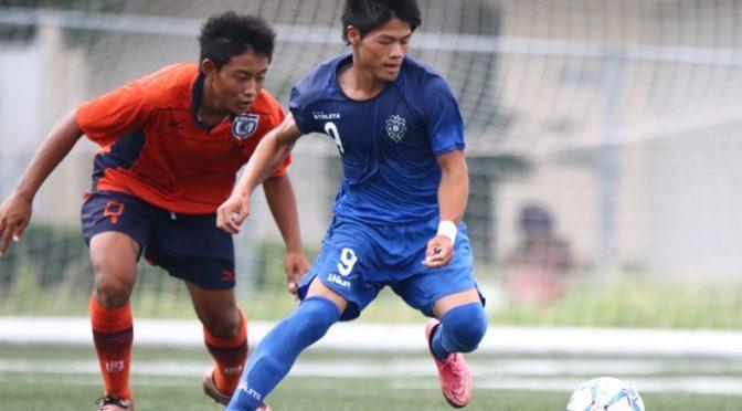 【写真特集】アビスパ福岡U-18は、宮内と本田の2ゴールで九国大付に勝利し、2位キープ