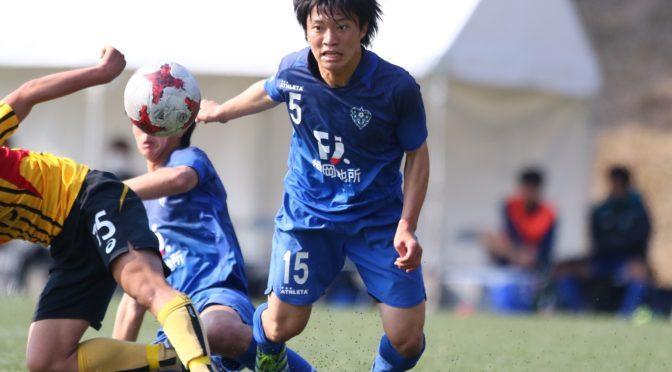 アビスパ福岡U-18 DF 桑原 海人が、U-17 Jリーグ選抜・オランダ遠征メンバーに選出