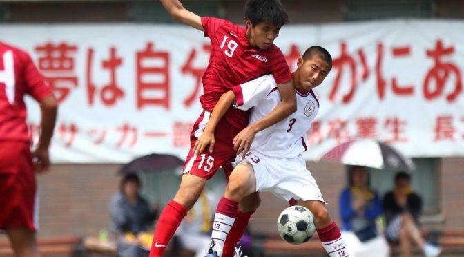 【写真特集】[ 球蹴男児U-16]東福岡が長崎総附に4−0快勝!(16枚)