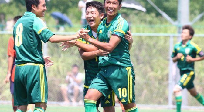 【写真特集】[福岡県1部リーグ]豊国学園は九国大付Bに3-0勝利!(20枚)