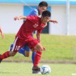 【U-16日本代表】東福岡高 MF荒木遼太郎 選手がU-16日本代表_UAE遠征メンバーに選出!(2/2~2/11)