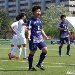 [プレミアWET]今季初先発でゴールを決めたアビスパ福岡U-18FW庄司一輝!(8枚)