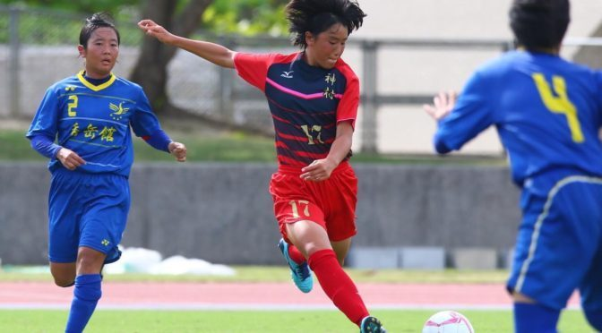 【写真特集】九州高校女子サッカー_神村学園が秀岳館に劇的逆転勝利で2年連続V!(27枚)