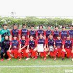 【試合結果】第29回九州高校女子サッカー選手権大会