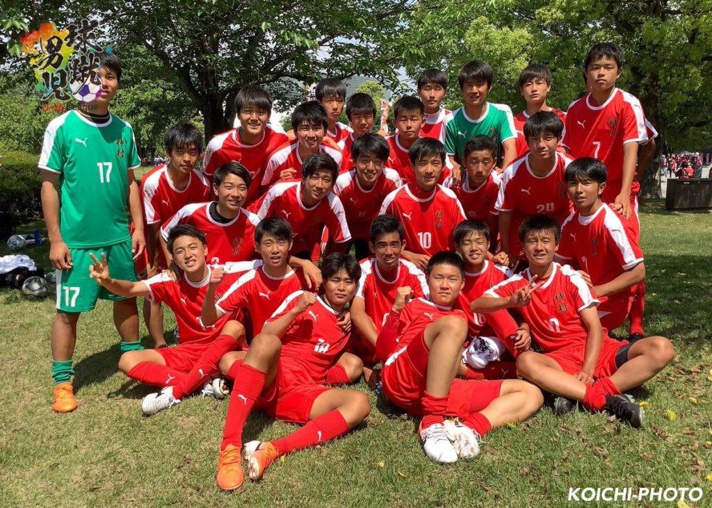 サッカー 神村 学園
