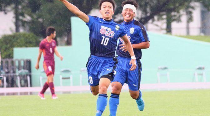 【試合結果】6.6 高校総体サッカー熊本県予選<決勝>