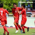 【試合結果】 鹿児島県高校サッカー大会《準決勝》 れいめい vs 神村学園