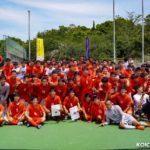 【勝利の笑顔】 神村学園高 3年連続6回目の優勝!