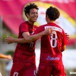 【試合結果】 九州大学サッカーリーグ1部《第8節》 福岡大学 vs 沖縄国際大学