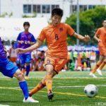 【試合結果】 福岡県高校サッカー大会<ラウンド16> 九国大付 vs 八幡