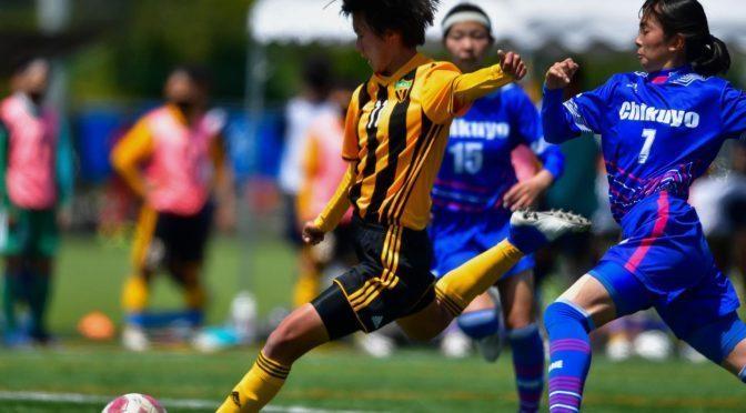 【写真特集】[九州なでしこサッカー福岡県大会] 筑陽学園 vs 東海大福岡  (26枚)